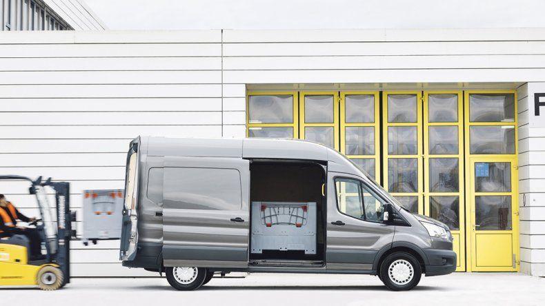 Ford Transit: Fortalece los utilitarios