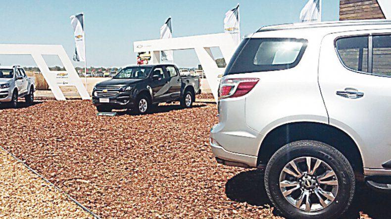 Show de Pick-up en Santa Fe