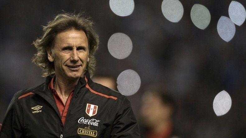 El argentino Ricardo Gareca dirige a un Perú ilusionado con pasar de fase en un grupo complicado.