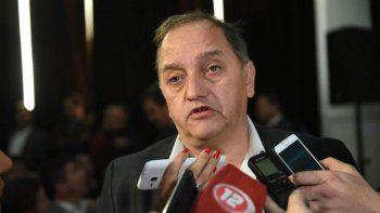 Linares volvió a plantear la necesidad de una mesa de diálogo.