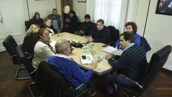 el municipio gestiona la reactivacion del tendido electrico en las fracciones xiv y xv