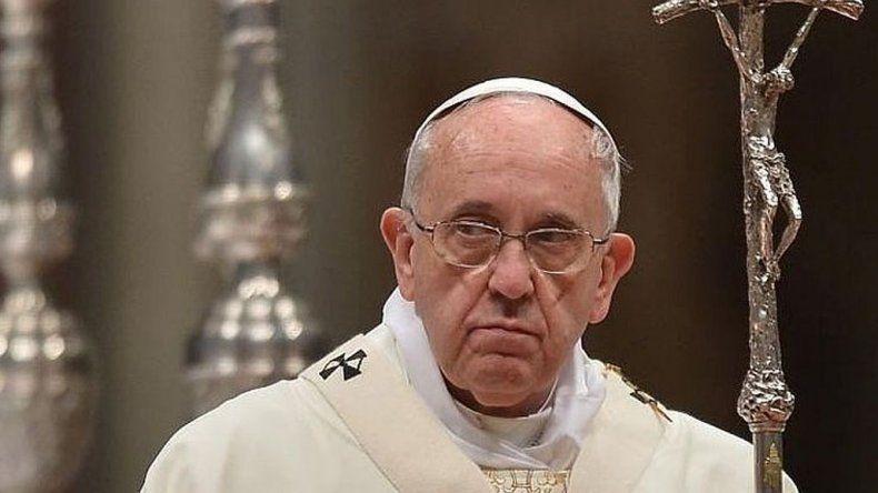Francisco comparó el aborto con contratar un sicario para resolver el problema