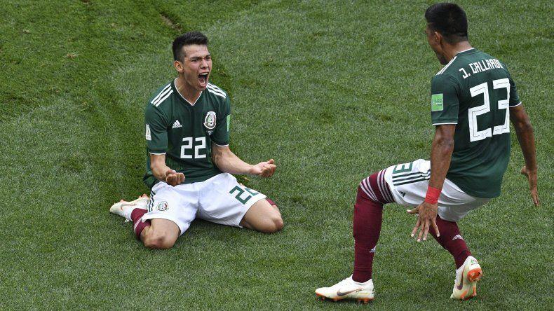 México dio el batacazo