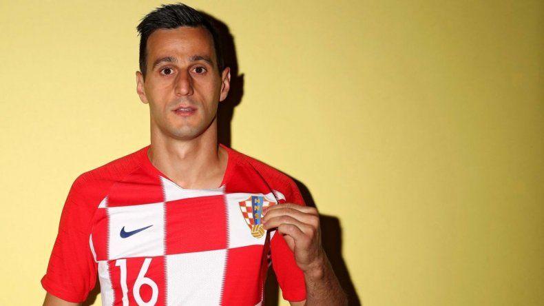 El DT de Croacia echó de la concentración a Kalinic