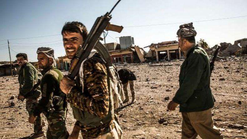 Un bombardeo mató a 52 milicianos leales al gobierno de Siria