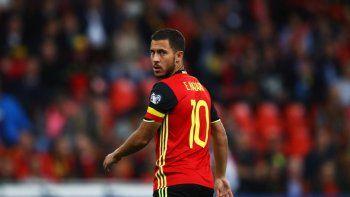 belgica debuta ante panama