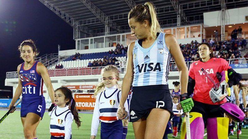 La Leonas cerraron la serie contra los Estados Unidos ganando los cinco partidos