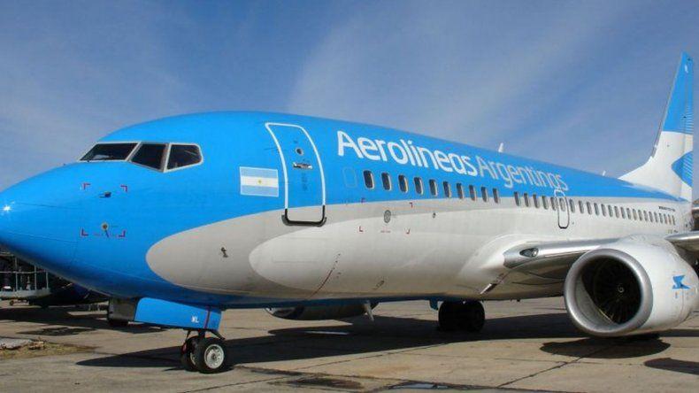 Aerolíneas ofrece pasajes desde 341 pesos