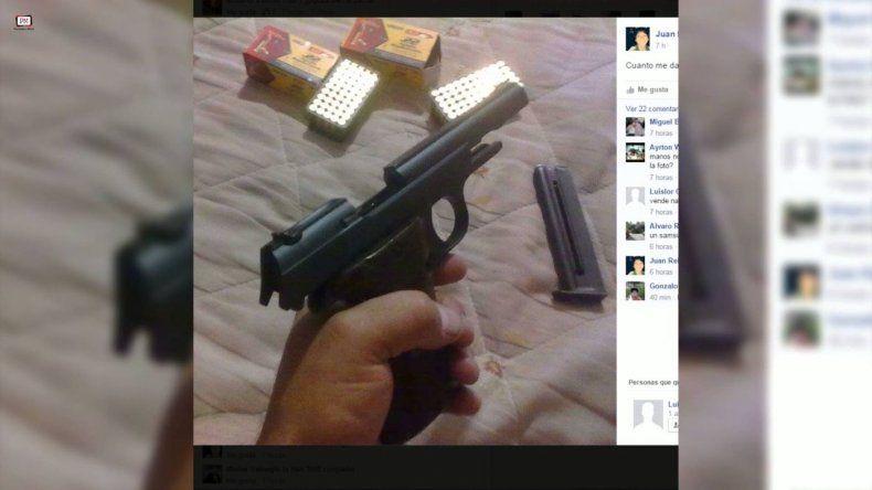 Facebook dejará de mostrar anuncios sobre accesorios de armas a menores