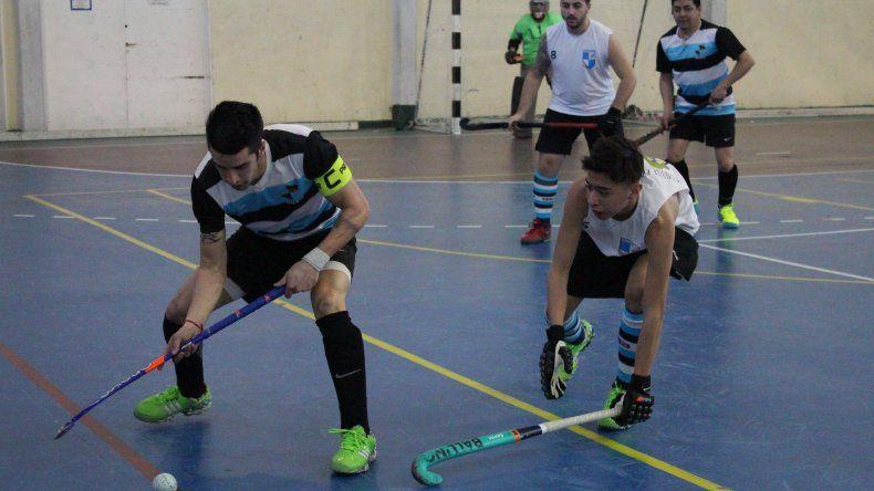 Arrancó el torneo Oficial Indoor de la Asociación Austral de Hockey