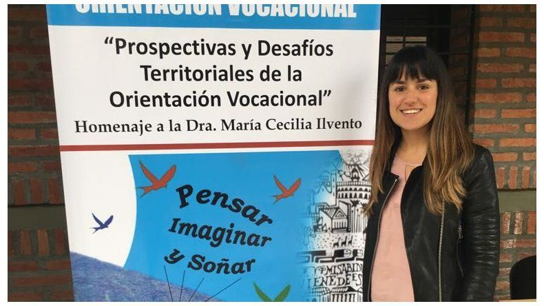Representante de la DOE asistió al XIX  Congreso Argentino de Orientación Vocacional