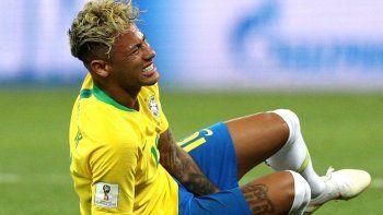 ¿neymar se pierde el proximo partido de brasil?