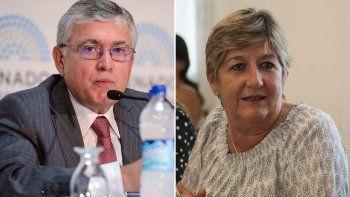 La aerolínea de fomento ha quedado en una situación terminal de virtual abandono, acusó Mario Pais./ Para la senadora Nancy González, la situación ha puesto en evidencia también la precariedad con la que se venía viajando.