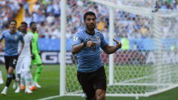 uruguay gano 1 a 0 y ya esta en octavos