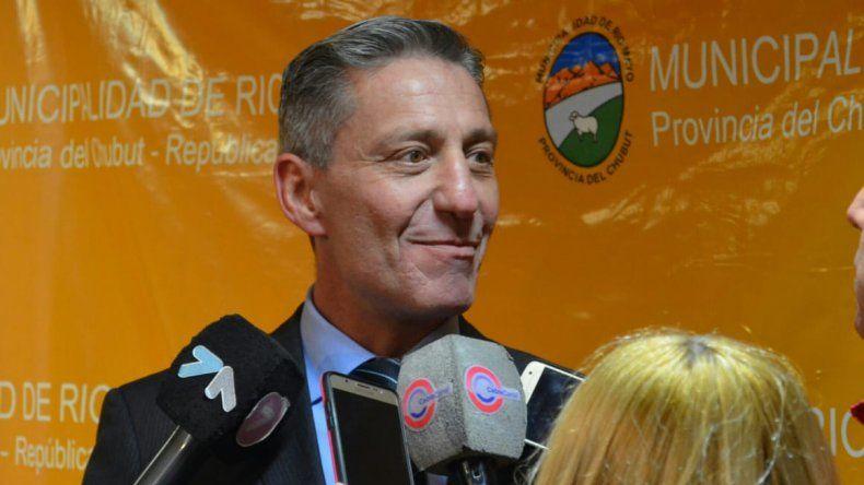 Arcioni confía en resolver  conflicto con estatales