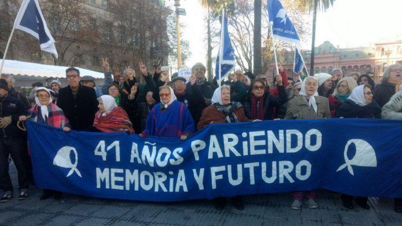 Murió Chiche Massa, histórica integrante de Madres de Plaza de Mayo