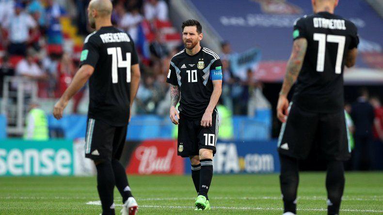 ¿Con qué camiseta jugará la Selección ante Croacia?