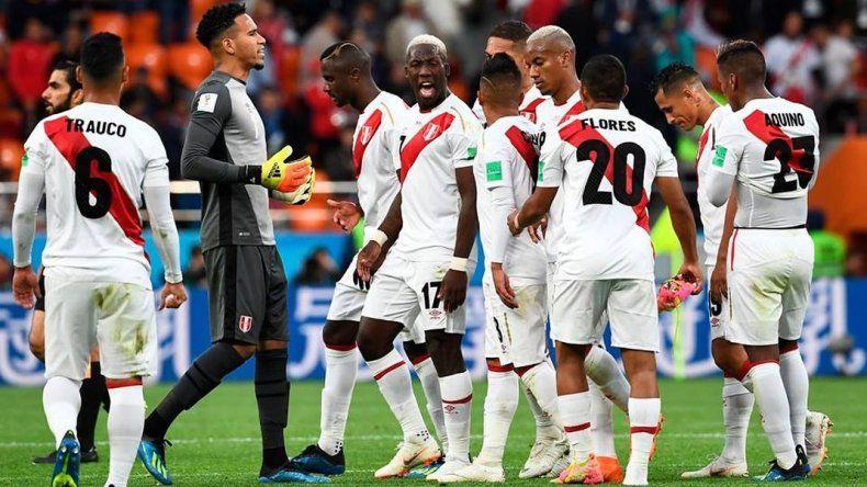 Se terminó el sueño para Perú