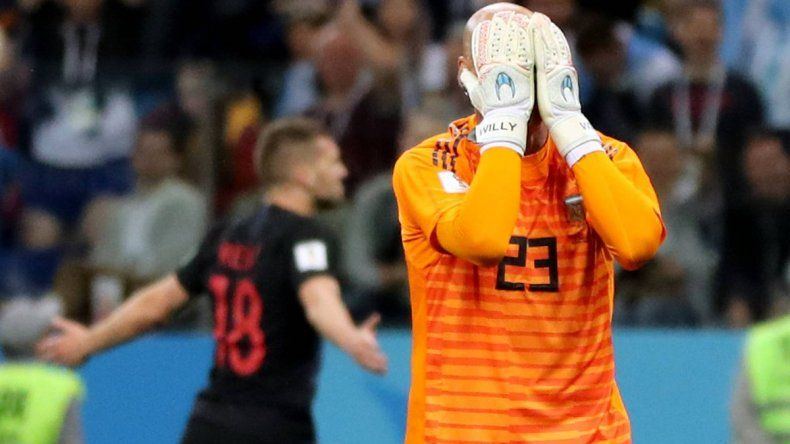 Croacia goleó y ridiculizó a un pálido seleccionado argentino