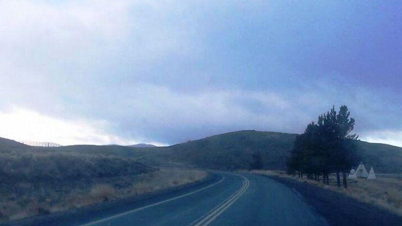 Así están las rutas en Chubut y Santa Cruz