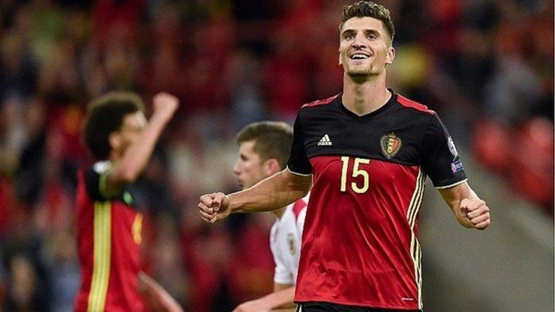 Bélgica quiere acercarse a la clasificación ante Tunez en Moscú
