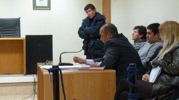 La audiencia de revisión en la que se ratificó la prisión preventiva.