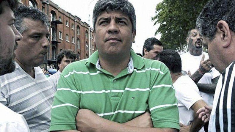 Pablo Moyano le reclama a los demás gremios una actitud más combativa frente a las políticas de ajuste del Gobierno de Macri.