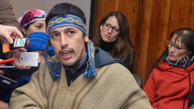 Facundo Jones Huala reclama que pueda celebrar el año nuevo mapuche en su lugar de detención.