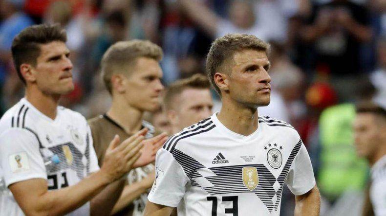 El último campeón quiere demostrar frente a Suecia que está para pelear el Mundial.
