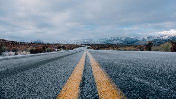 este lunes las rutas permanecen transitables con precaucion