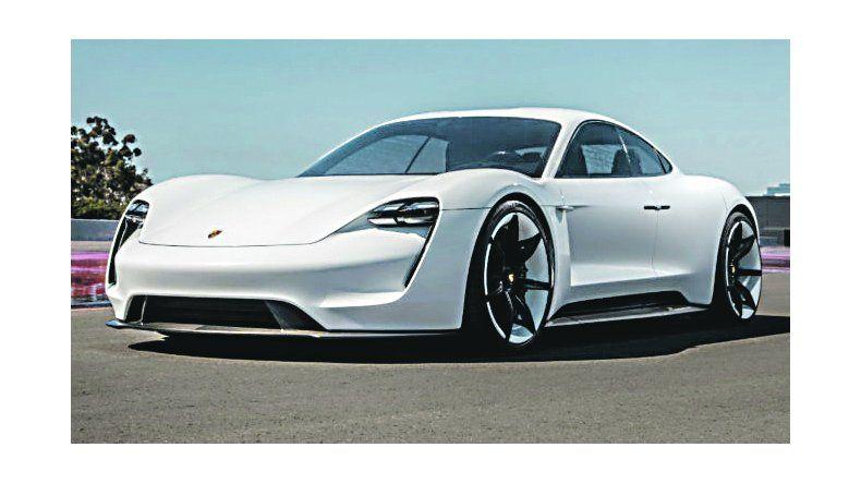 Taycan: primer eléctrico de Porsche