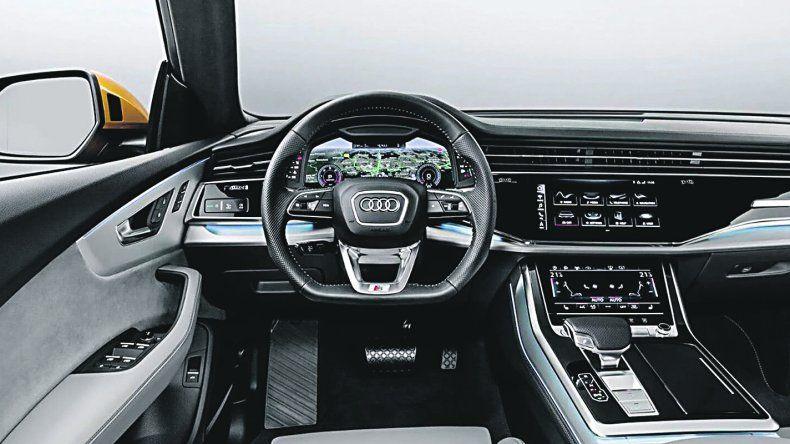 Audi Q8: extiende gama premium