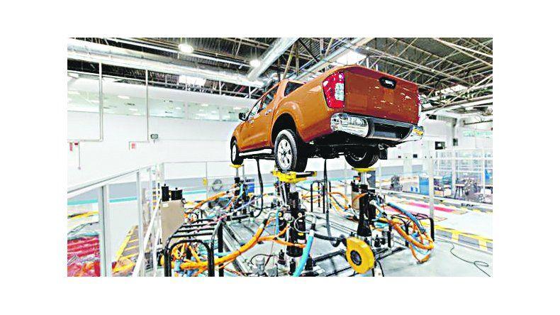Nissan Frontier: más cerca de la fabricación local