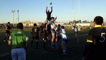 Portugués derrotó a Chenque 44-10 y se aseguró la clasificación al Torneo Regional Patagónico de Clubes en el primer lugar.