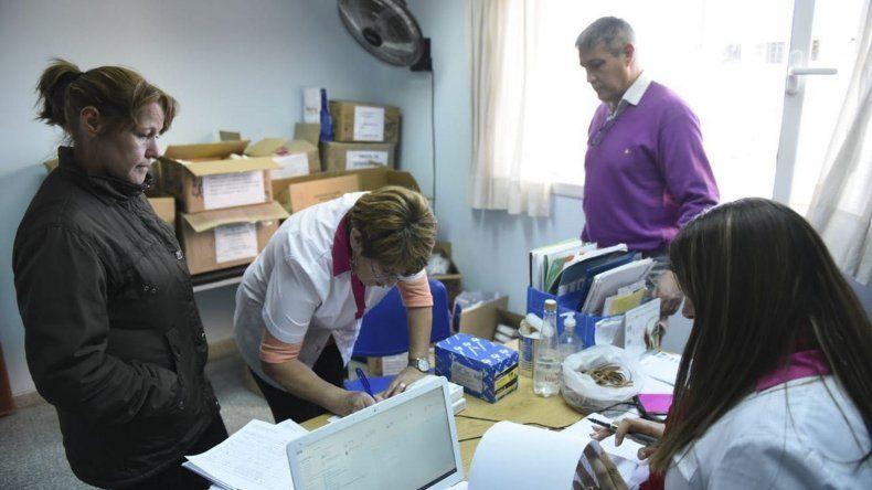 Entregaron más de 300 medicamentos  gratis por la campaña municipal en Km 5