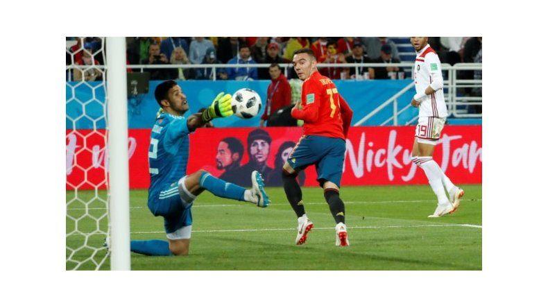 España clasificó con susto y ahora enfrentará a Rusia
