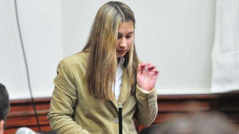 La defensa de Nahir Galarza pedirá que se la condene a una pena menor