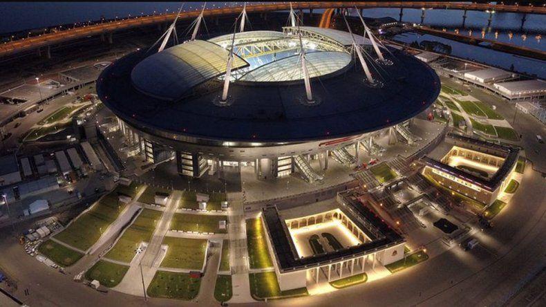 Krestovski, el estadio más caro del mundo