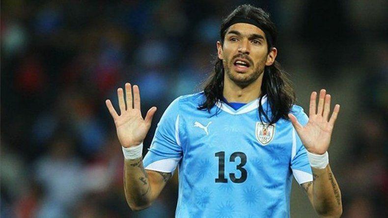 El delantero uruguayo Abreu se incorporó a Magallanes de Chile