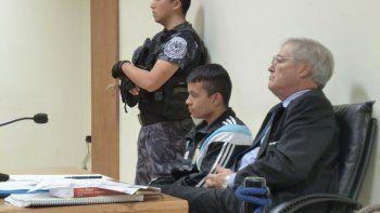 Confirman la sentencia condenatoria de 17 años para Sotelo