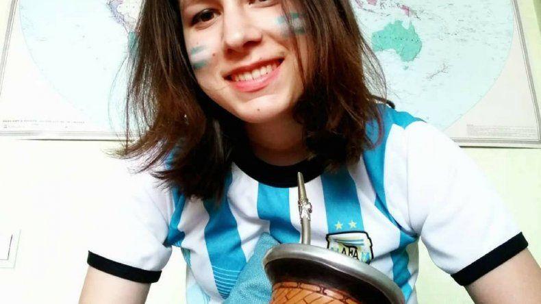 Natasha Sabirova, la rusa gaucha que se enamoró de Argentina