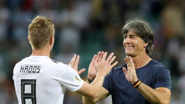 Alemania busca una victoria teóricamente sencilla frente a Corea del Sur.