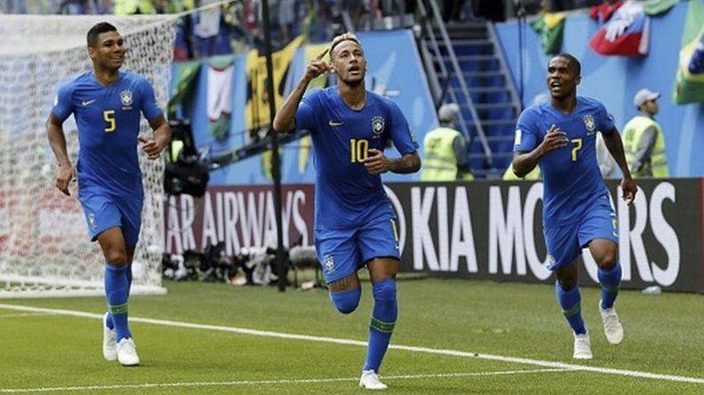 Brasil aún no ha mostrado todo su potencial en este Mundial