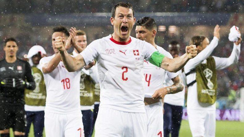Suiza empató con el eliminado Costa Rica y se clasificó