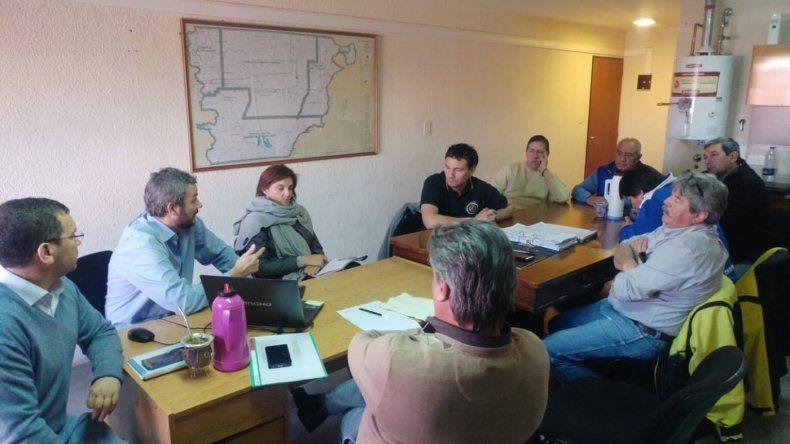 La paritaria de Vialidad Provincial pasó a cuarto intermedio
