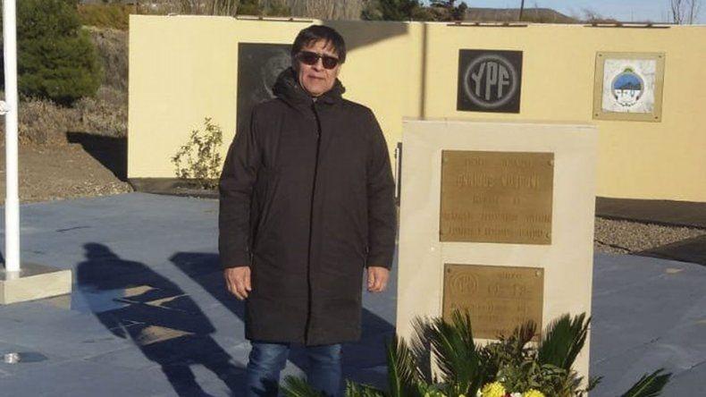 Petroleros Jerárquicos acompañó un nuevo aniversario de Cañadón Seco
