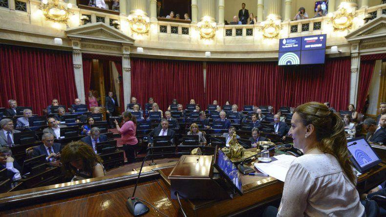 El proyecto de legalización del aborto  se debatirá en el Senado el 8 de agosto