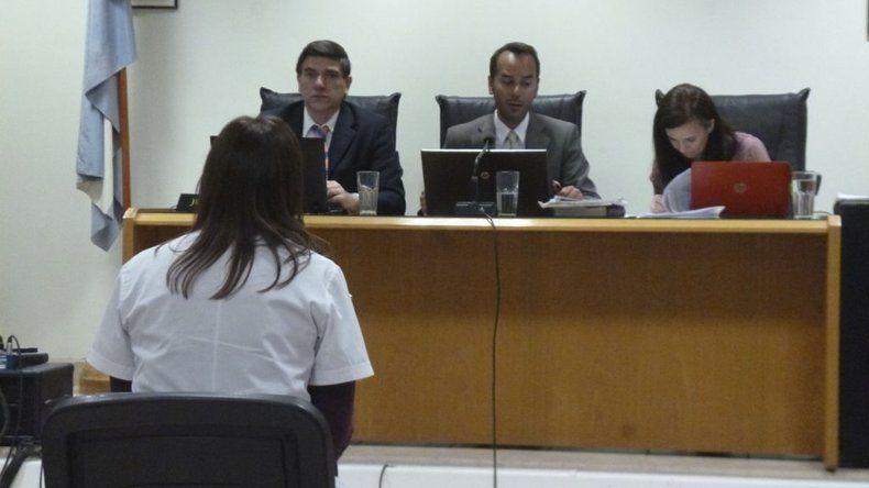 Ayer declararon los últimos testigos de la Fiscalía en el juicio por el homicidio de Andrés Martínez.