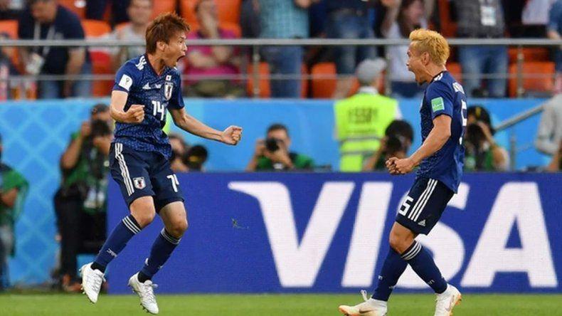 Japón se clasificó gracias al fair play