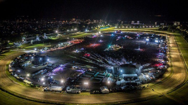 El Lollapalooza Argentina 2019 ya tiene fecha y lugar confirmado